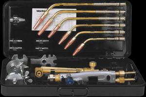Schweiß-Schneidgarnitur 0,5-14 mm 2001 BLACKWELD