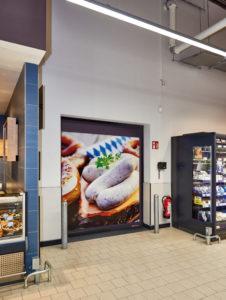 Tortyp V 2012 für Supermärkte