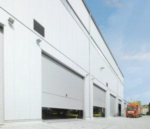 Wirtschaftliche Konstruktion für Industrie- und Produktionshallen
